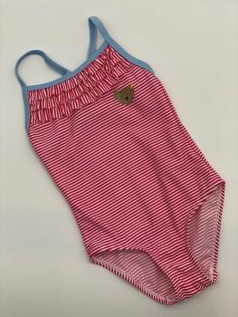 Steiff - Badeanzug rosa mit Rüschen